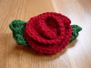 broch med ros